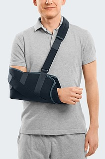 Orthosis shoulder joint stable sling