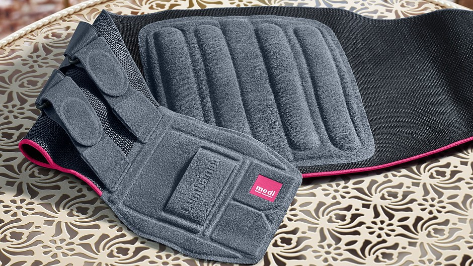 Lumbamed facet back brace from medi