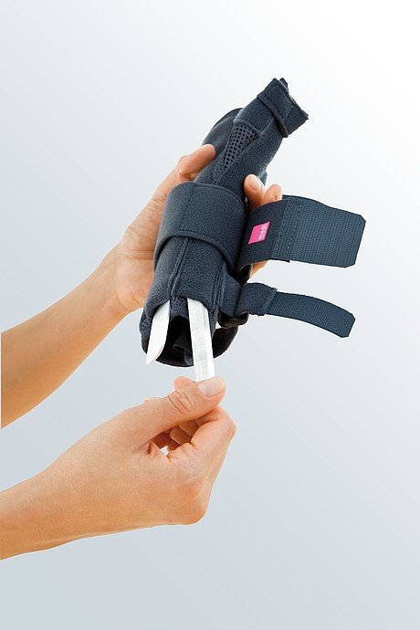 Manumed T orthoses for the wrist