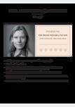 Biografi Drs. Annemarieke Fleming