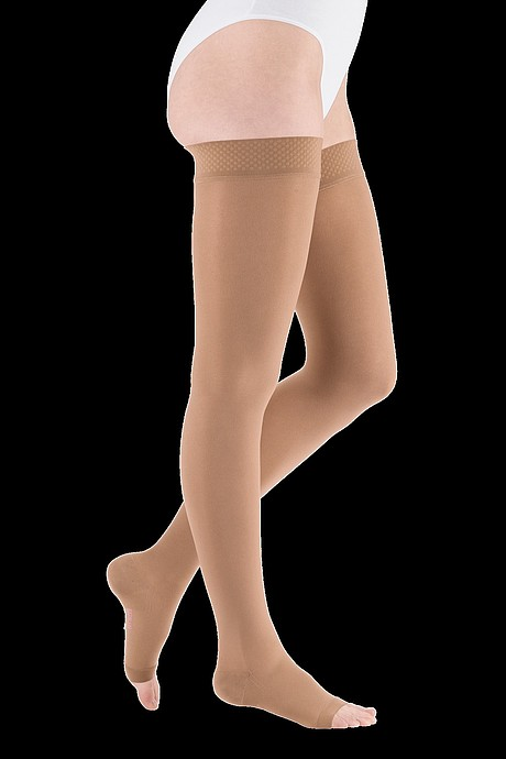 mediven plus compression stockings veanous treatment bronze