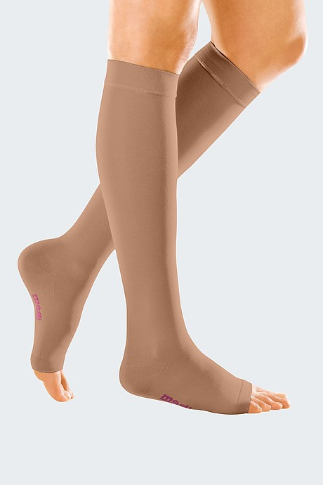 mediven forte compression stockings veanous treatment bronze