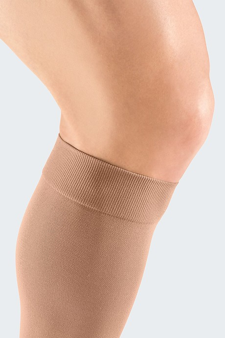 mediven plus compression stockings AD caramel cuff