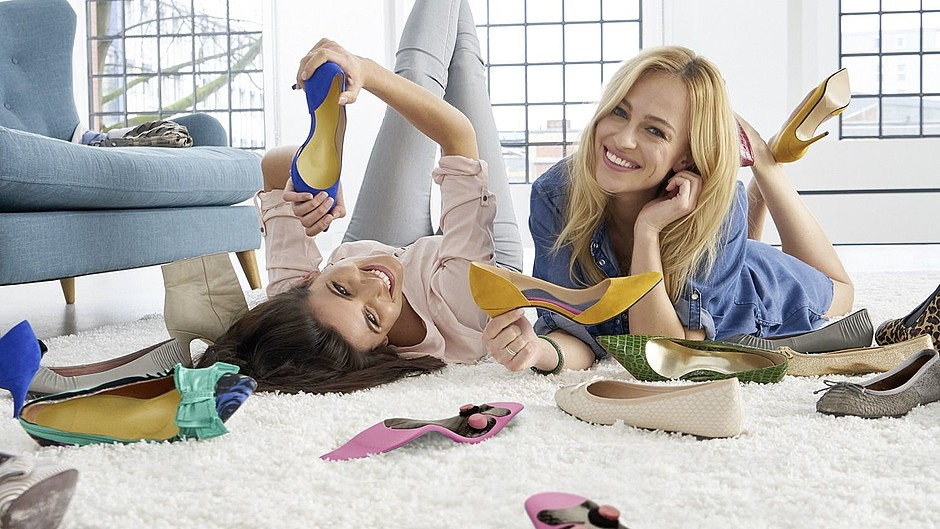 igli carbon insoles from medi women with high heels