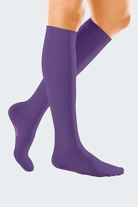 mediven forte compression stockings veanous treatment violett