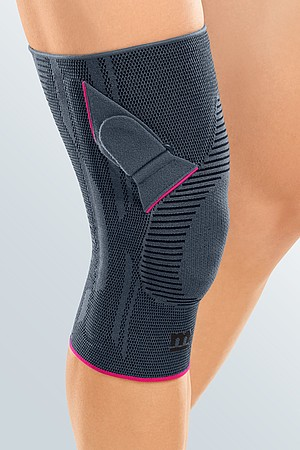 Genumedi PT knee support silver