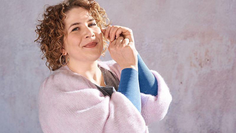 mediven compression stockings flat knit bolero