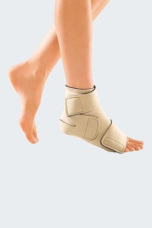 Circaid juxtafit premium interlocking ankle foot wrap
