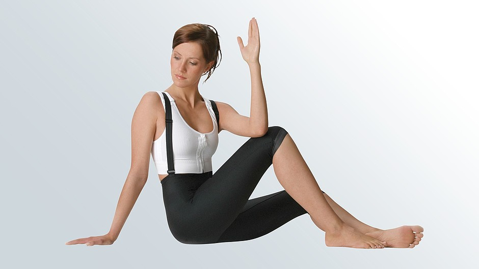 lipomed blackline compression pantyhose liposuction