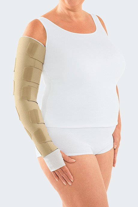 circaid reduction kit arm compression garment inelastic chronic oedema lymphoedema arm