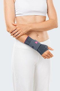 Manumed active soft wrist supports from medi